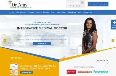 Dr Amy Gajjar