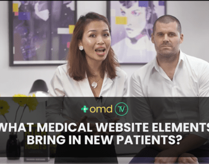 What Medical Website Elements Bring New Patients?