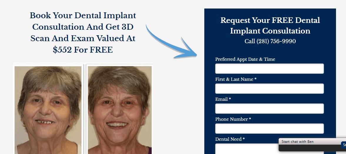 free consultation example