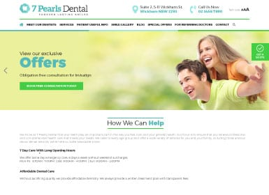 7 Pearls Dental