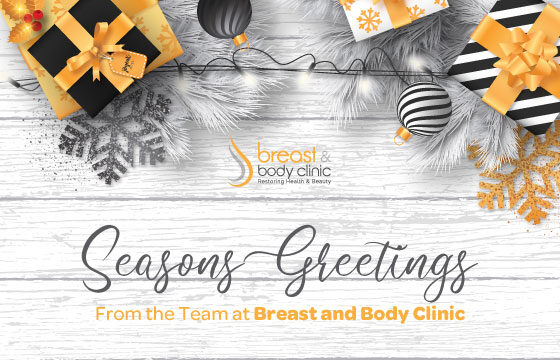 bb clinic xmas card