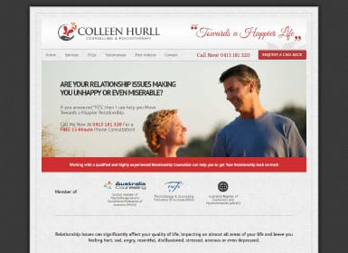 Colleen Hurll Counselling