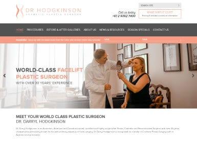 Dr Hodgkinson