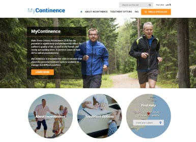 MyIncontinence
