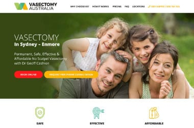 Vasectomy Australia