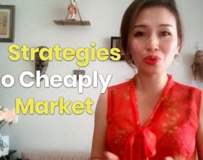 3 strategies to cheaply market