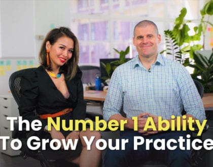 number 1 ability to grow your practice