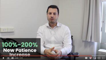 Dr Michael Yunaev's Testimonial For Online Marketing For Doctors