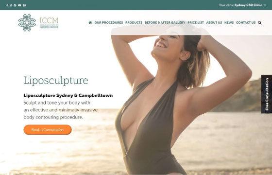 iccm liposuction