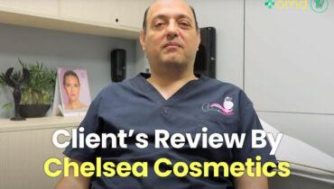 Chelsea Cosmetics Testimonial for Online Marketing For Doctors