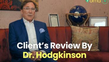 Dr Darryl Hodgkinson's Testimonial For Online Marketing For Doctors