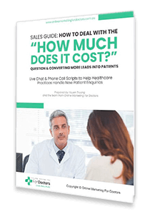 sales guide healthcare cover