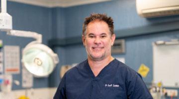 Dr Geoff Cashion