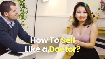 how to sell like a doctor