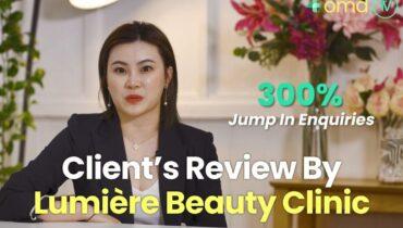 lumiere testimonial thumbnail