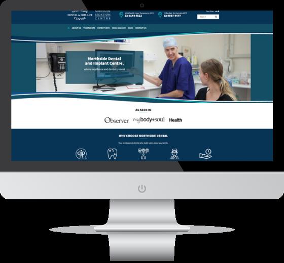 online marketing dentists