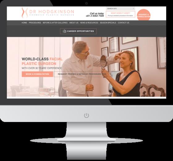 online marketing plastic surgeons