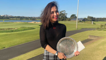 Winning The 2021 The Lakes Bronze Salver