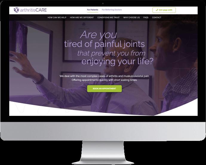online marketing for rheumatologists