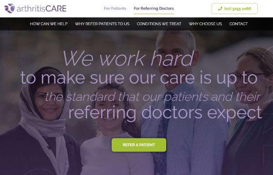 rheumatology doctors page