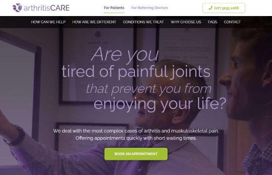 rheumatology home page