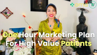 This One Hour Marketing Plan Will Generate High Value Patients Podcast