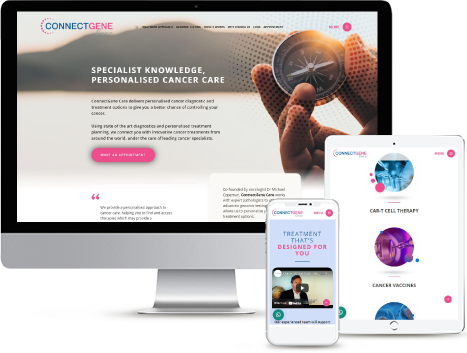 web development for medical practices